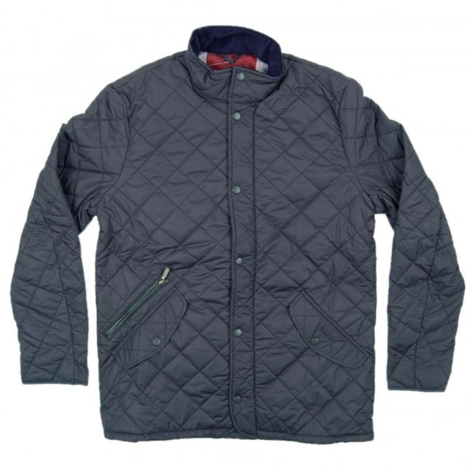 Barbour Moran Quilt Jacket Navy