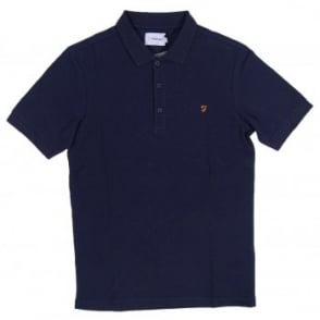 Farah Blaney Polo Navy