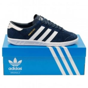 Adidas Originals Hamburg Collegiate Navy White