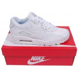 Nike Air Max 90 Leather Triple White
