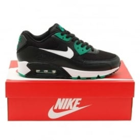 Nike Air Max 90 Essential Black White Lucid Green
