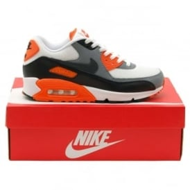 Nike Air Max 90 Essential White Anthracite Cool Grey