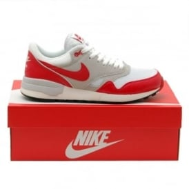 Nike Air Odyssey White University Red Neutral Grey