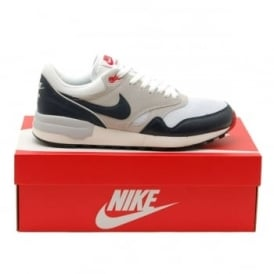 Nike Air Odyssey White Dark Obsidian Neutral Grey