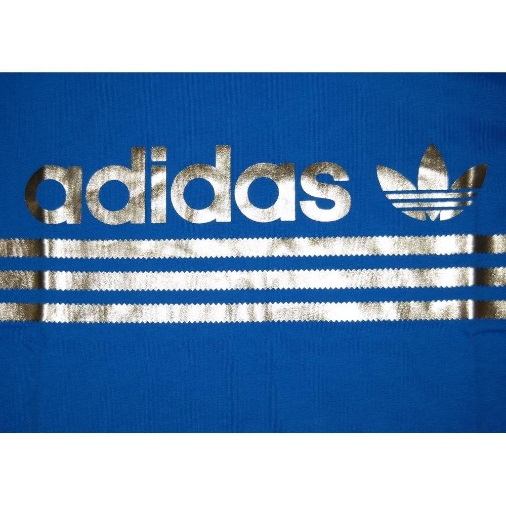 Adidas Originals SPO Logo T-Shirt Fresh Blue - Mens T ...