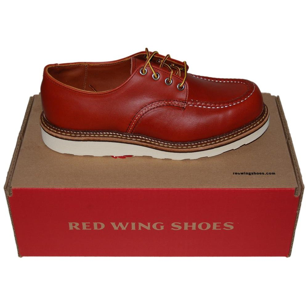 Red Wing Work Oxford 8103 Oro Russet Portage Mens Shoes