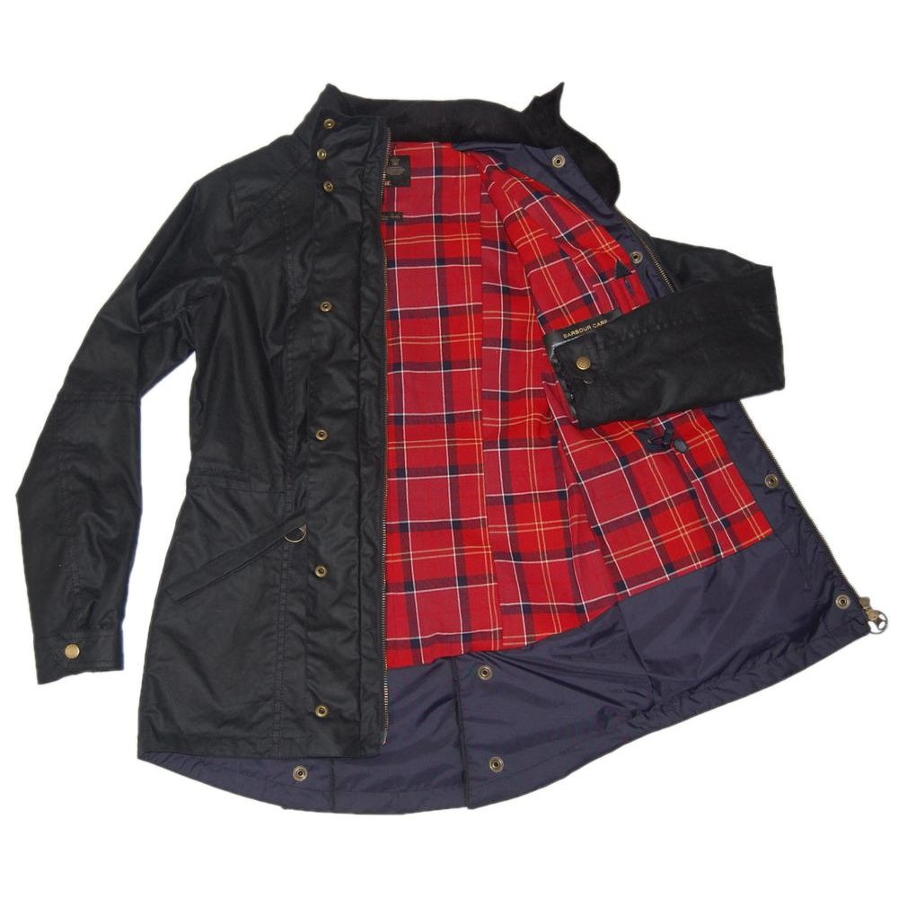 womens quilted jackets womens barbour speedway quilted jacket in navy