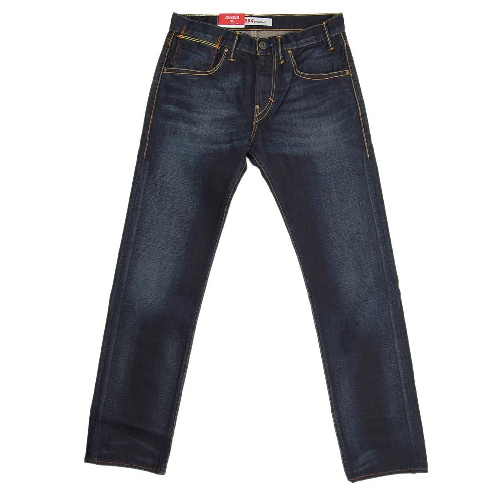 levi 39 s 504 jeans fresh face mens jeans from attic. Black Bedroom Furniture Sets. Home Design Ideas
