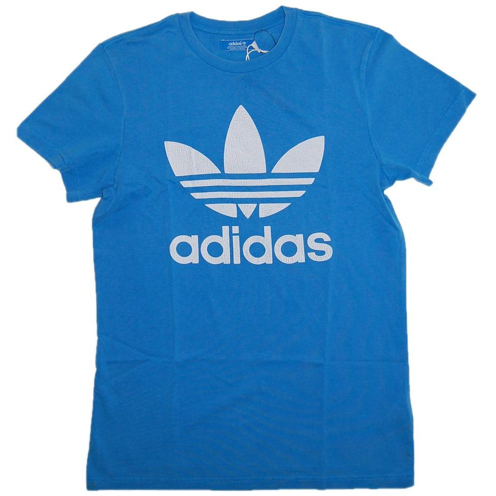 adidas originals spo t shirt blue mens t shirts from. Black Bedroom Furniture Sets. Home Design Ideas