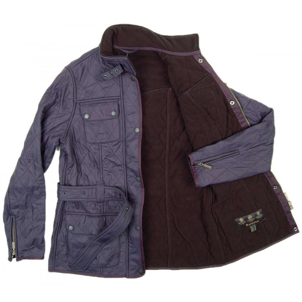 Barbour womens international polarquilt jacket
