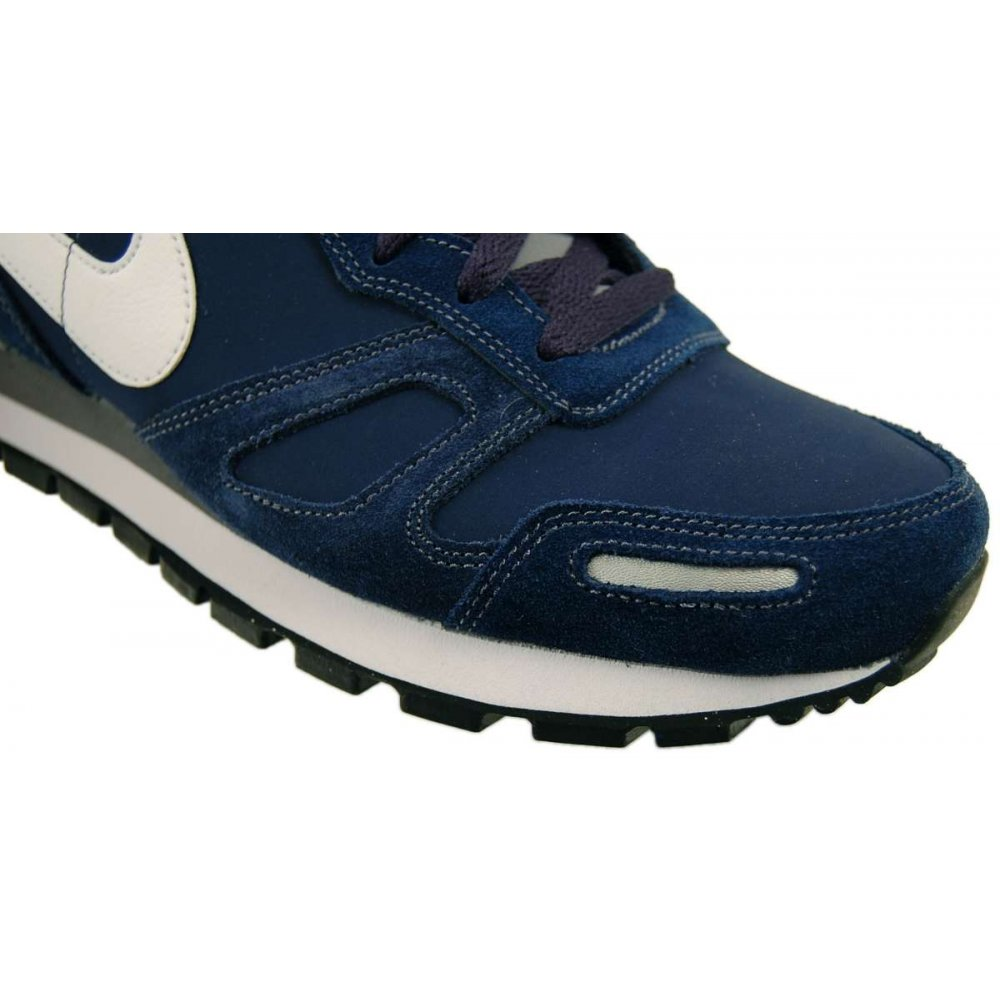 nike air waffle trainer navy white mens shoes from attic. Black Bedroom Furniture Sets. Home Design Ideas
