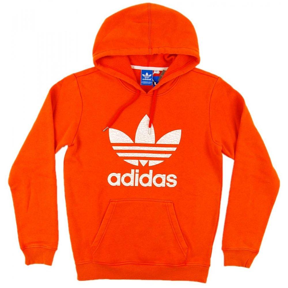 sweat orange adidas