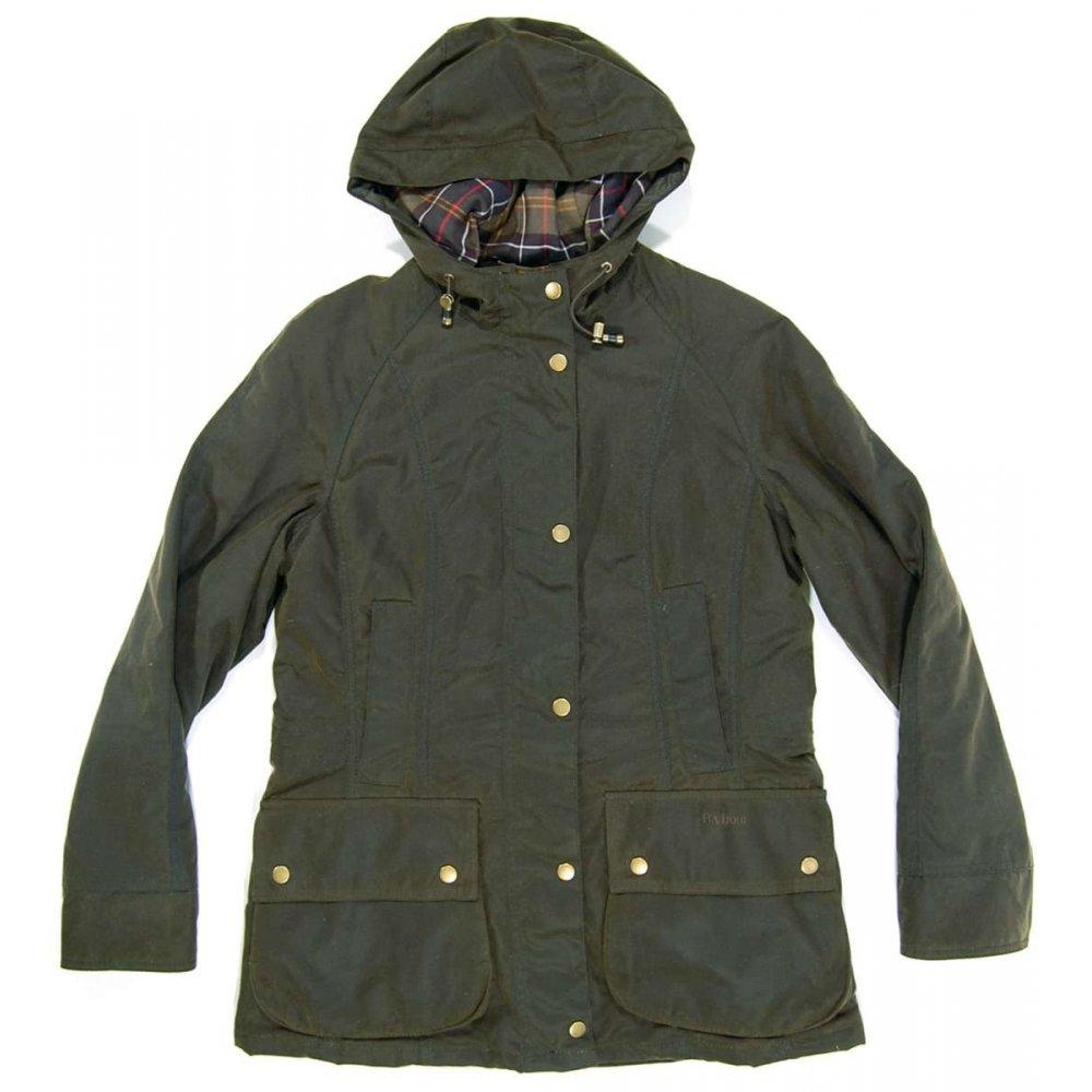 Olive jacket women