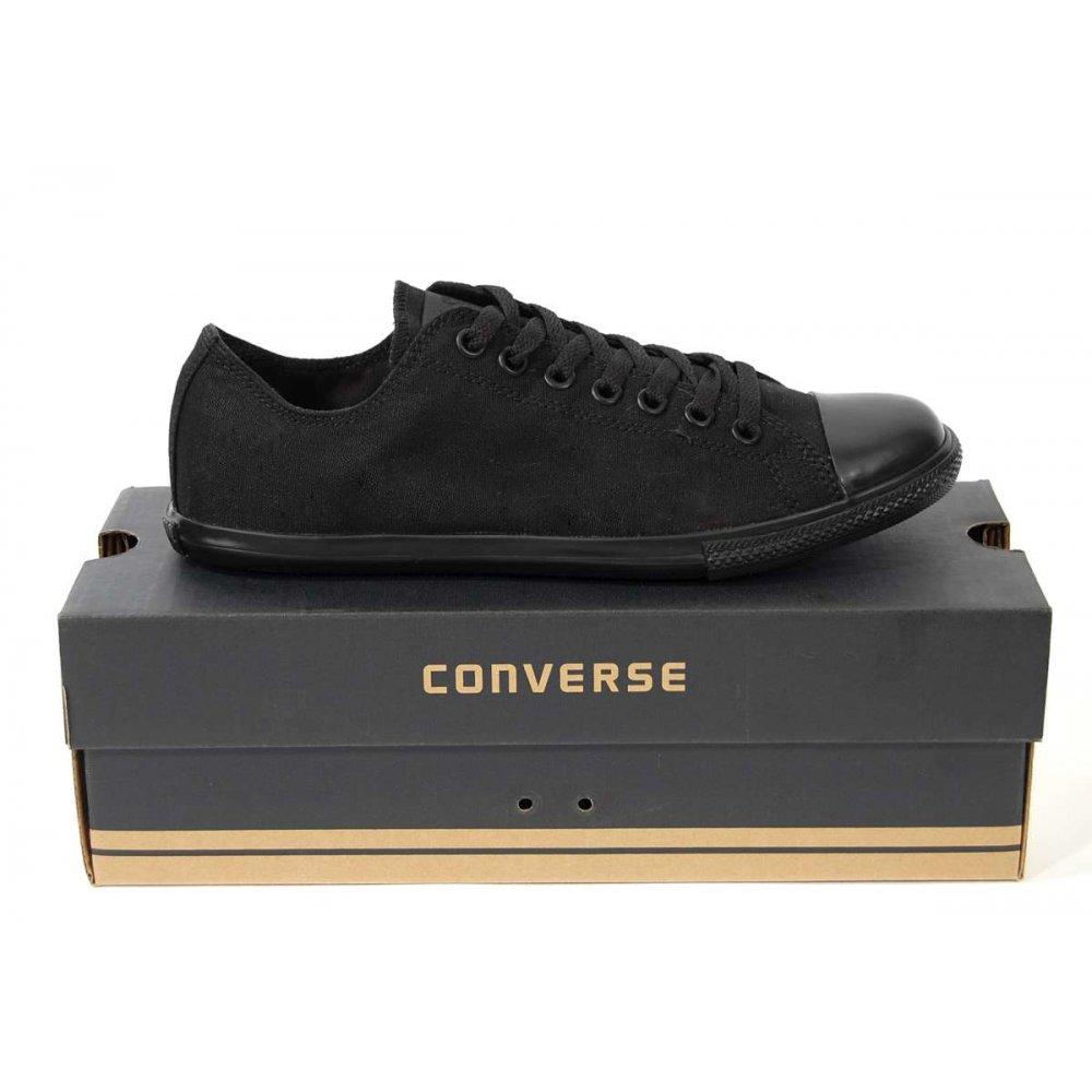 converse slim black