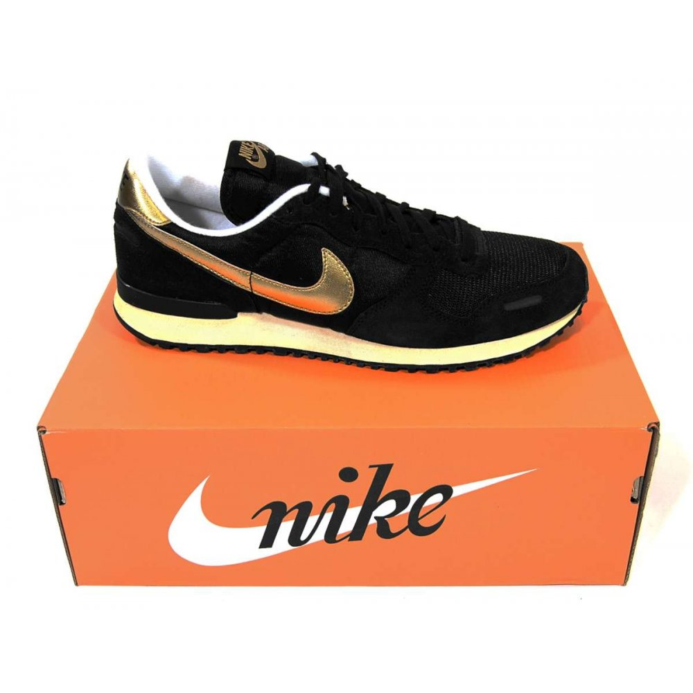 Nike Air Vortex Vintage Black Gold Mens Shoes From Attic