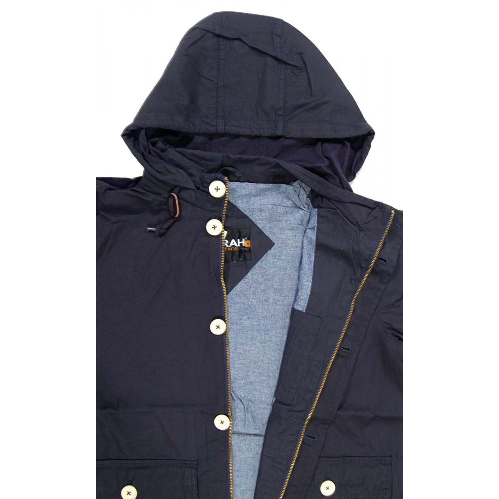 farah vintage raleigh jacket navy mens jackets from