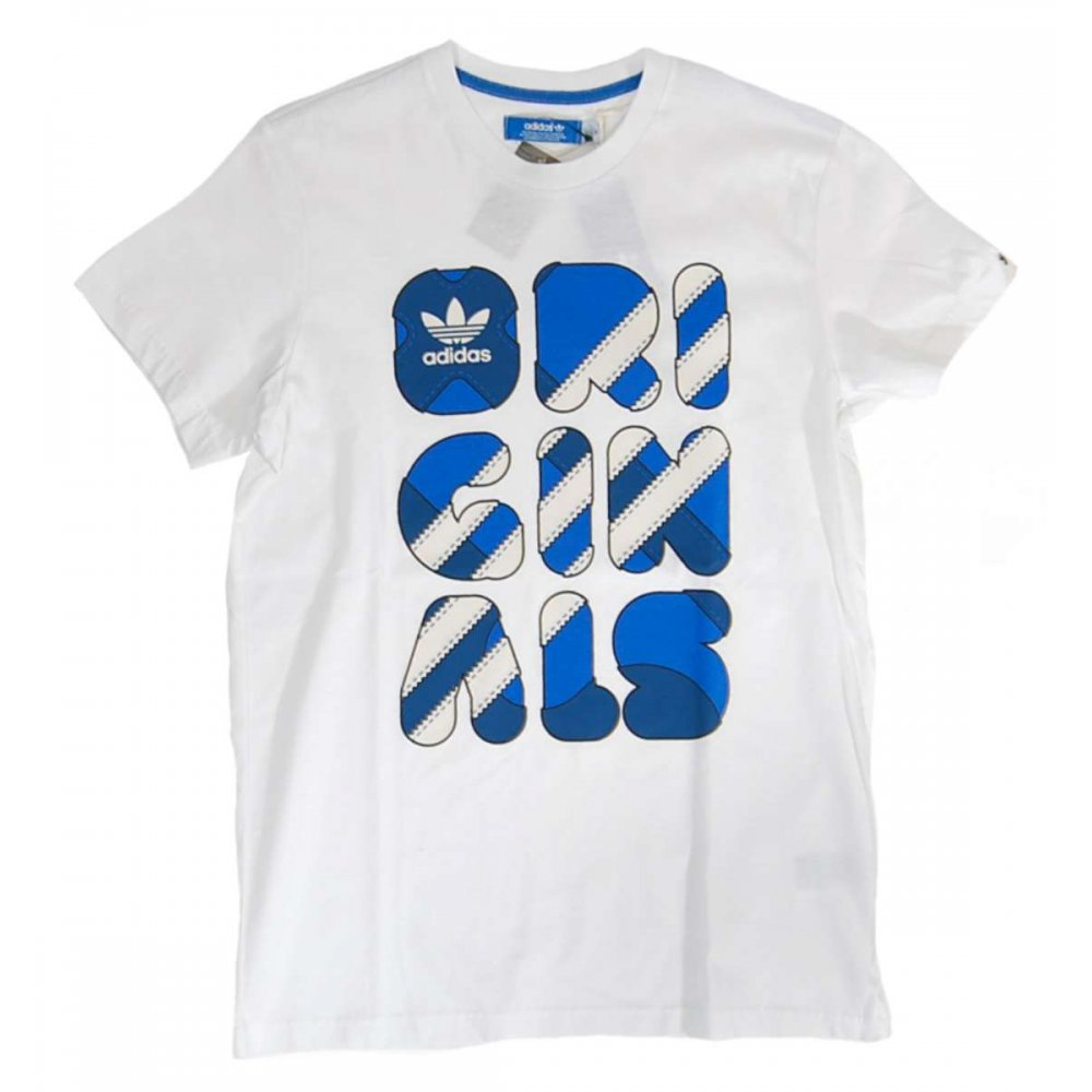 ... Original Icon T-Shirt White - Mens T-Shirts from Attic Clothing UK
