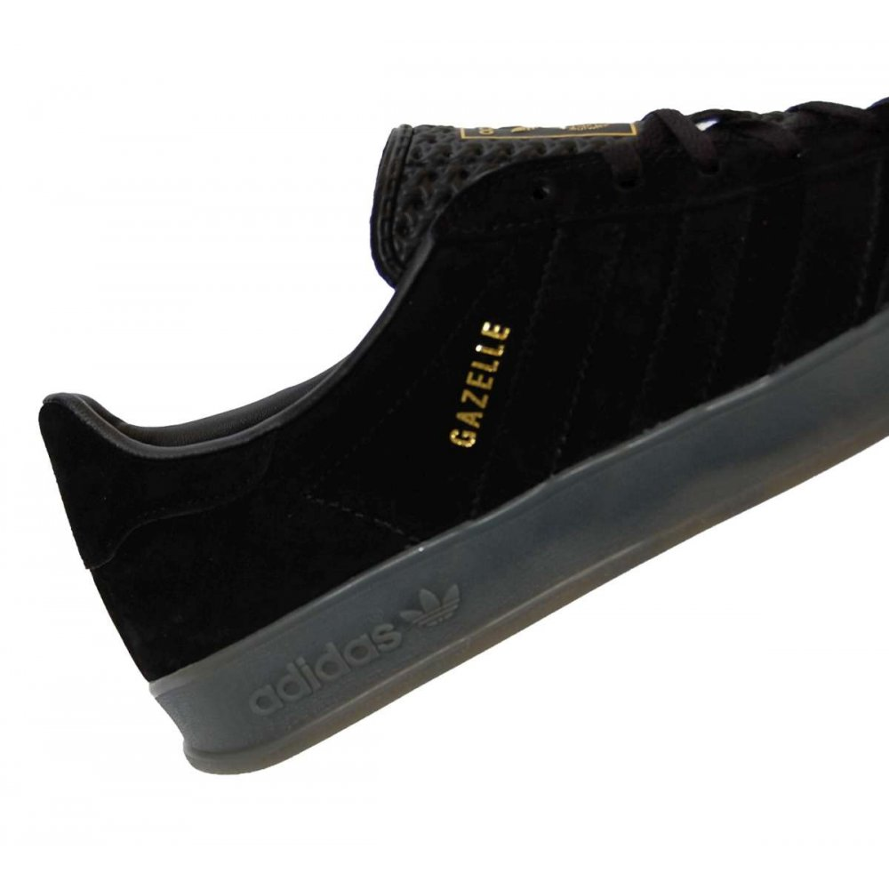 Adidas Originals Gazelle Black White