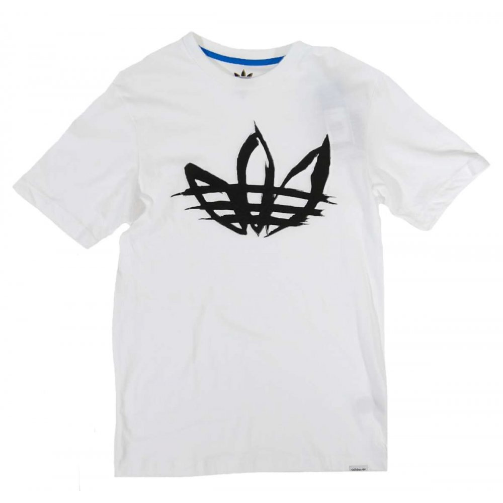 adidas originals additive free t shirt white mens t. Black Bedroom Furniture Sets. Home Design Ideas