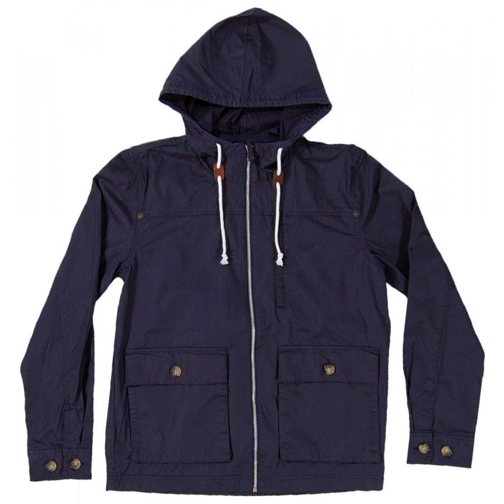 Adidas Originals Lite Coat Legend Ink - Mens Jackets From Attic Clothing UK