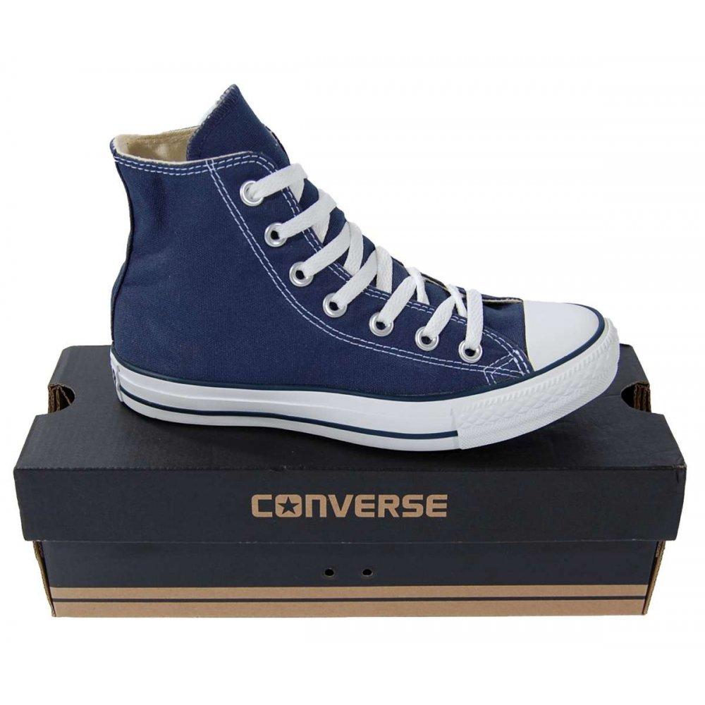 converse chuck all navy mens shoes from
