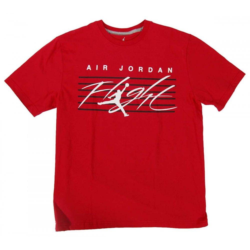 nike jordan flight on key t shirt gym red mens t shirts. Black Bedroom Furniture Sets. Home Design Ideas