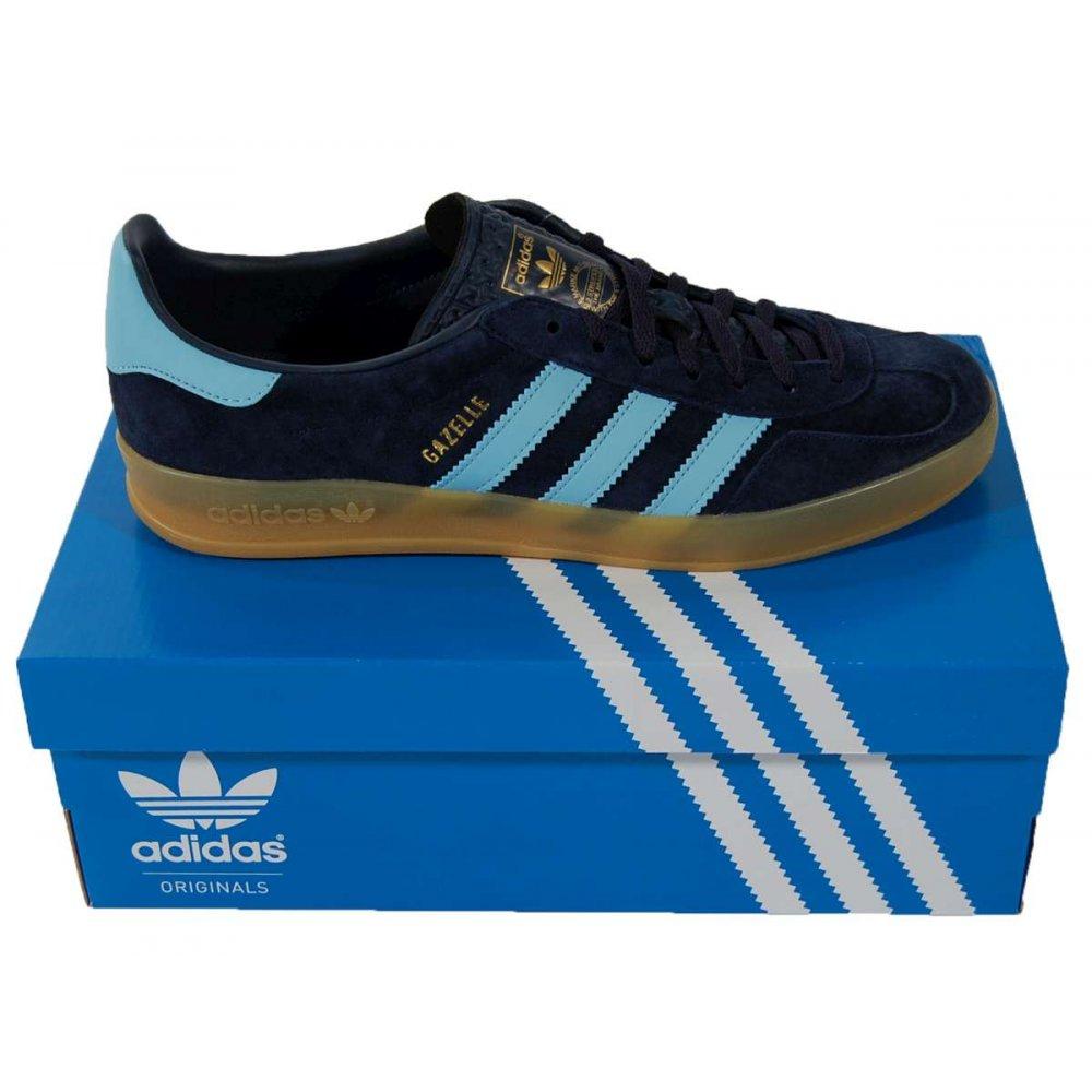 Adidas Gazelle Black Blue