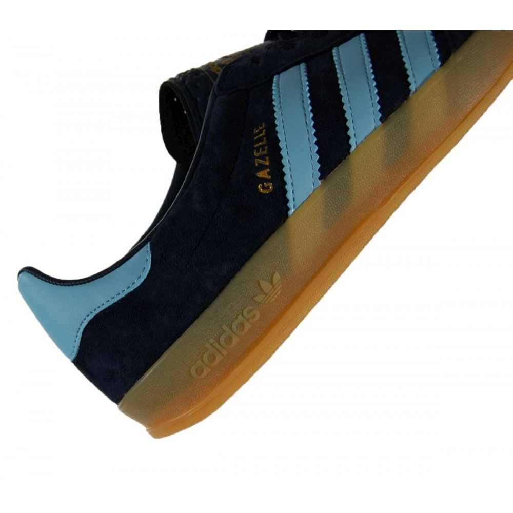 Adidas Gazelle Dark Indigo Argentina Blue