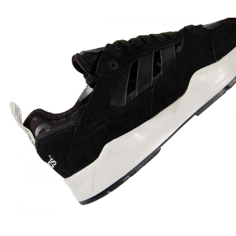 adidas originals tech super all black