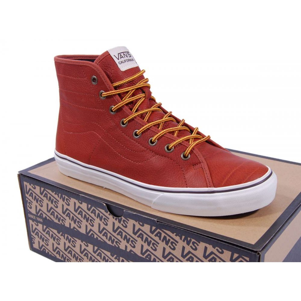 vans california sk8 hi binding foods