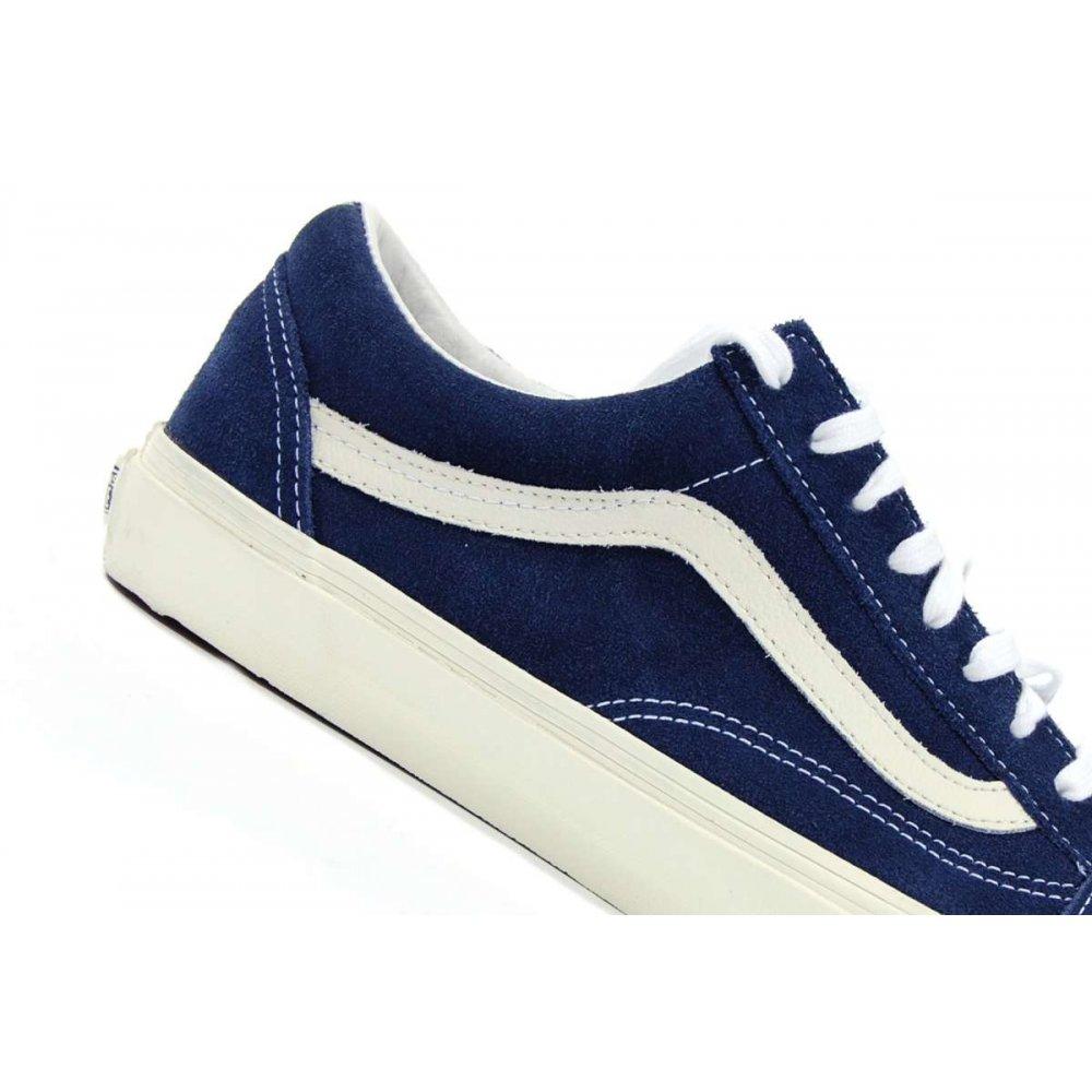 vans skool vintage dress blue mens shoes from attic
