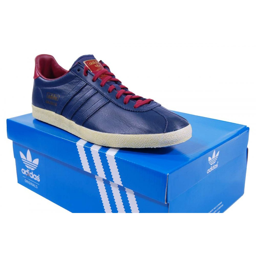 Adidas Originals Gazelle Og Leather Sale