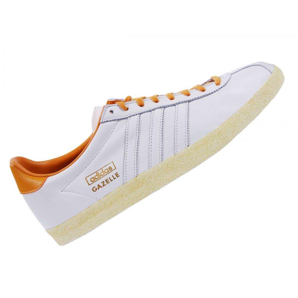 Adidas Gazelle Og Leather Trainers