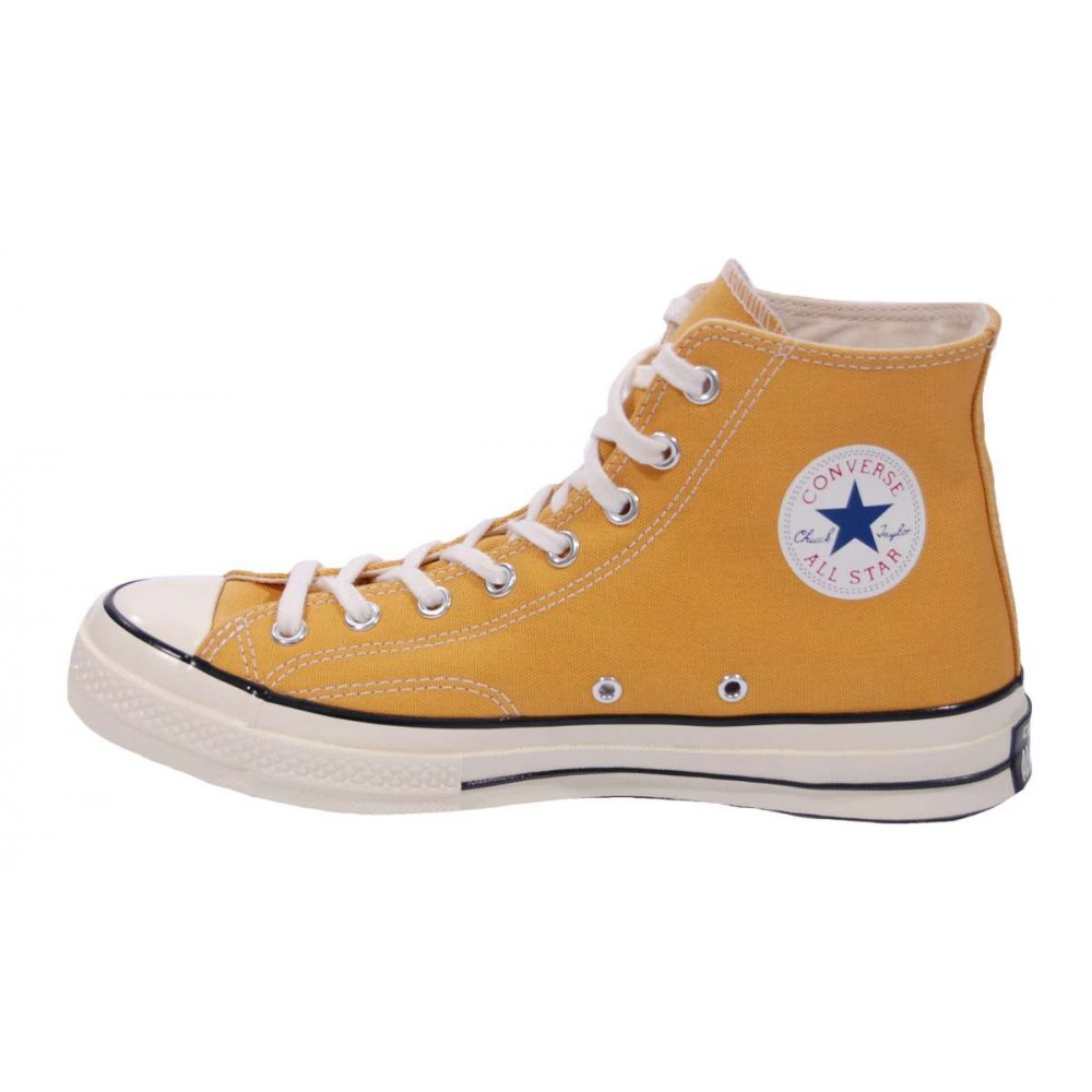 Converse Chuck Taylor 70 S Hi Sunflower Mens Shoes From
