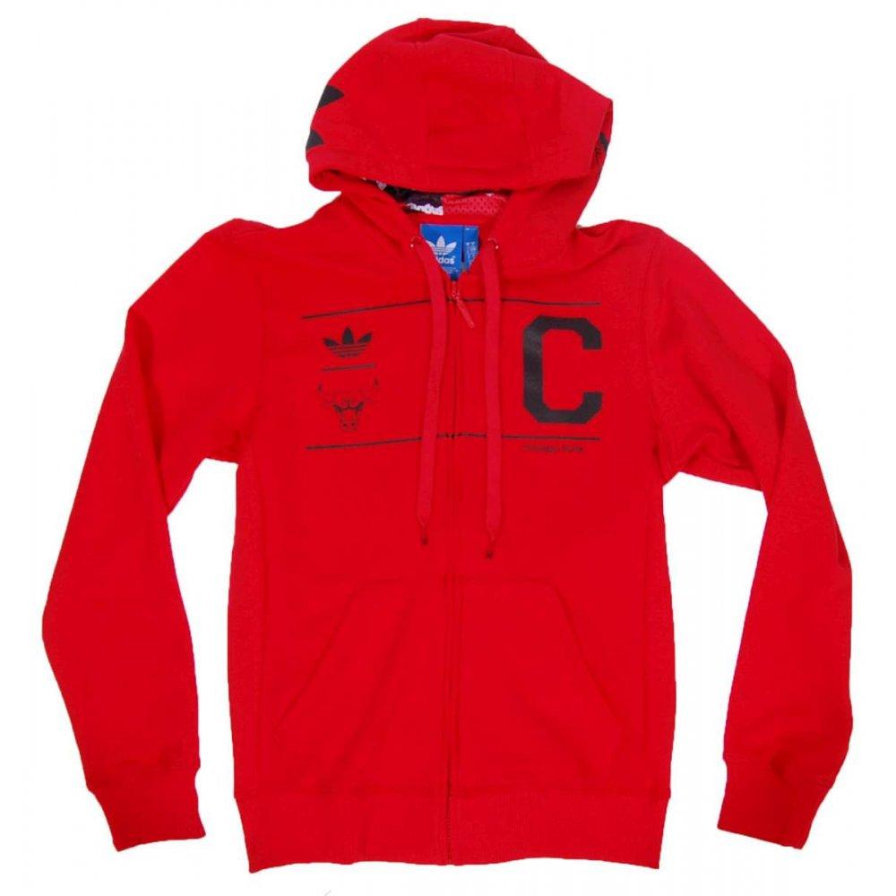 adidas originals chicago bulls hoody mens sweats and