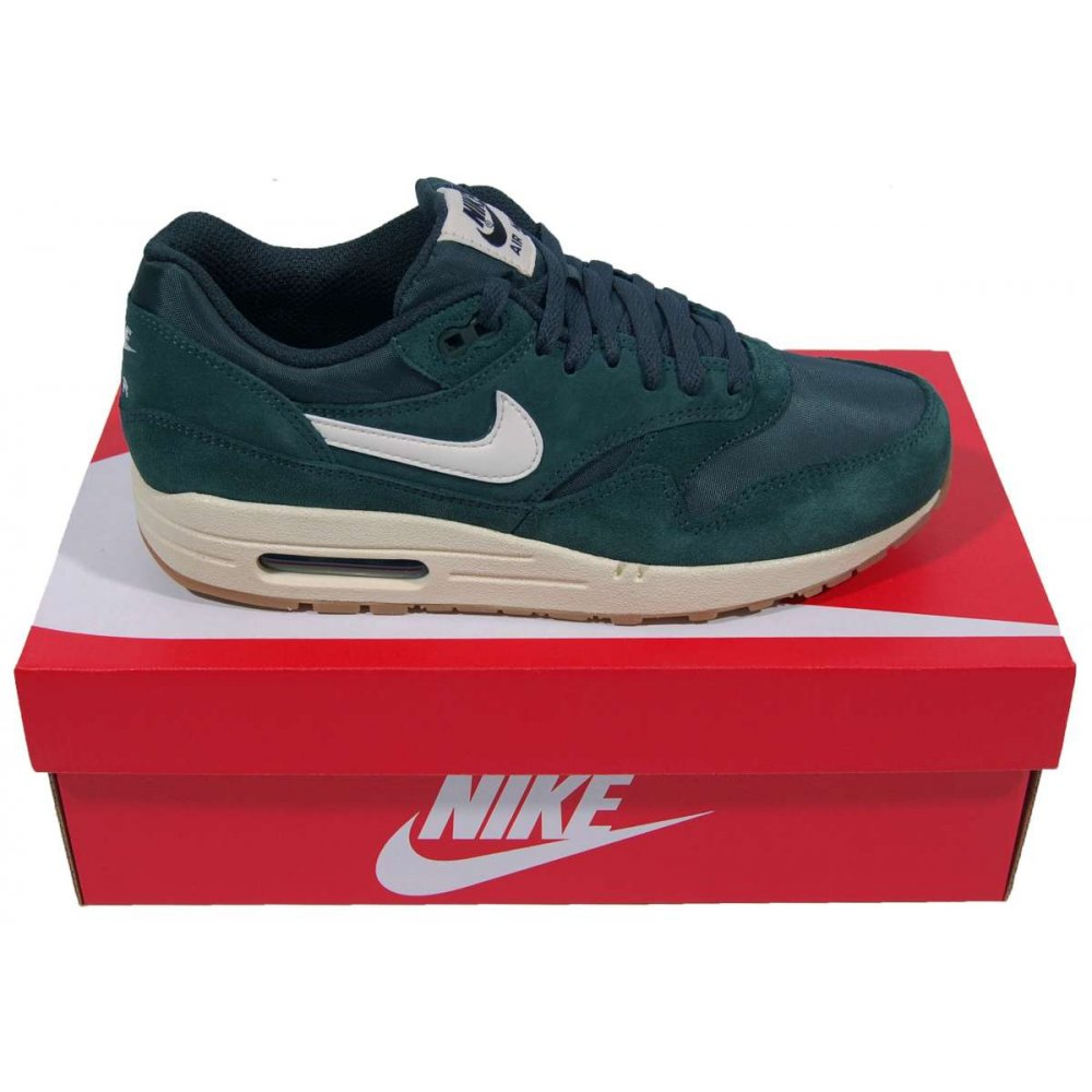 nike air max 1 essential pro green sail mens shoes from. Black Bedroom Furniture Sets. Home Design Ideas