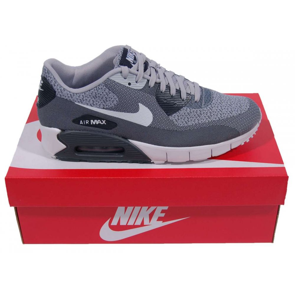 Nike Air Max 90 Jacquard Wolf Grey Photo Blue Pure Platinum