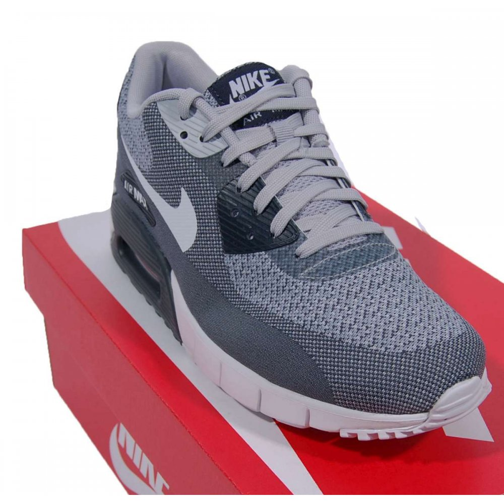 nike air max 90 jacquard wolf grey white mens shoes from. Black Bedroom Furniture Sets. Home Design Ideas