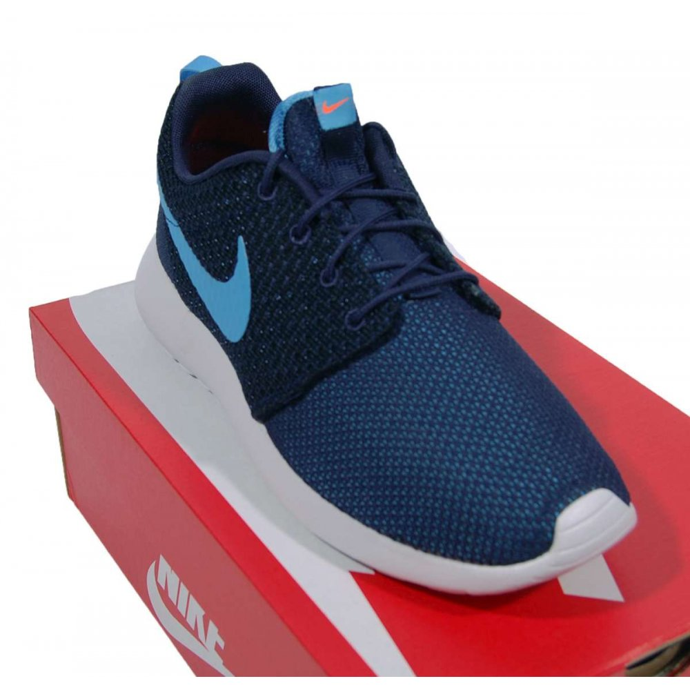 Nike Roshe Run Junior Navy