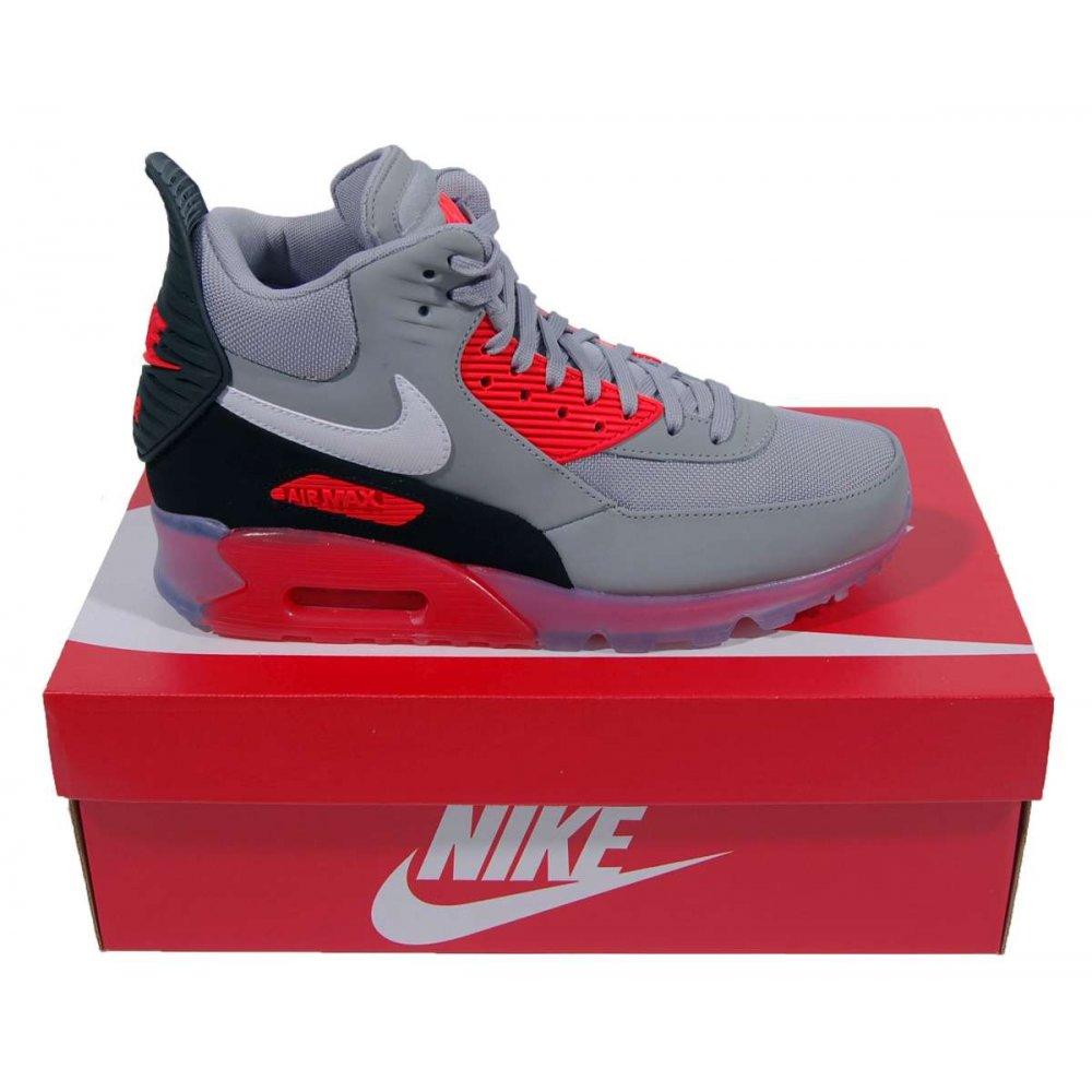 Womens Nike Air Max 90 Infrared
