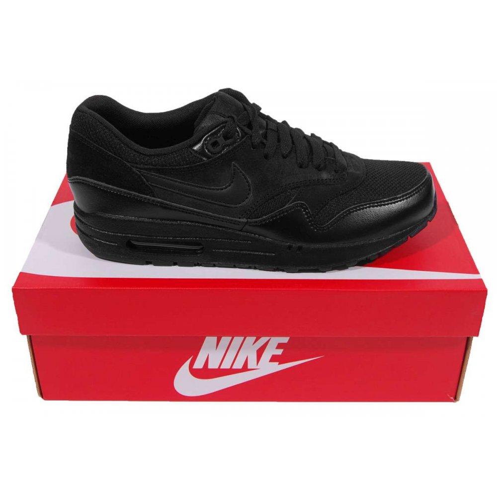 Nike Air Max 1 Essential Triple Black