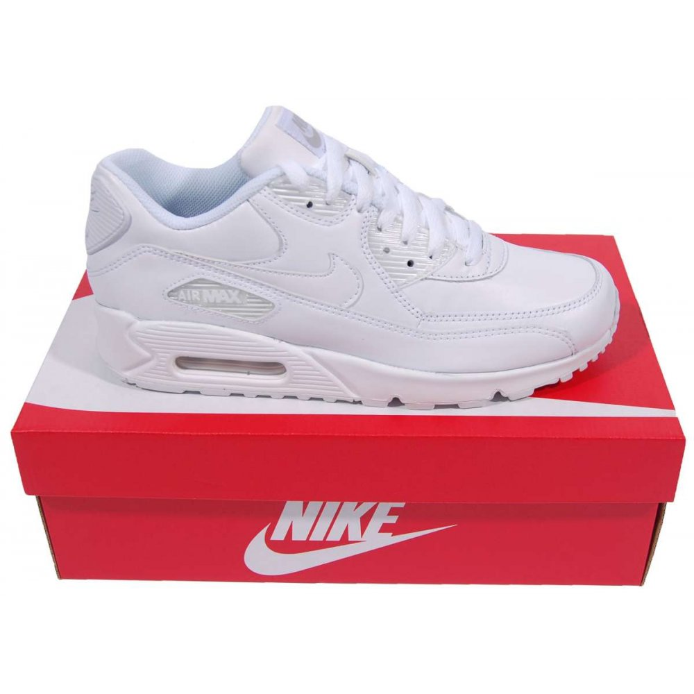 Air Max 90 White Mens