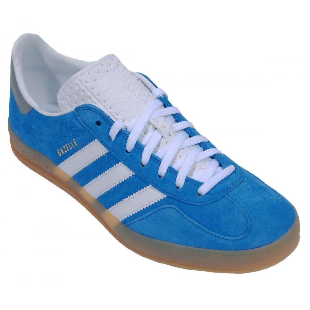 Adidas Originals Gazelle Indoor Bluebird