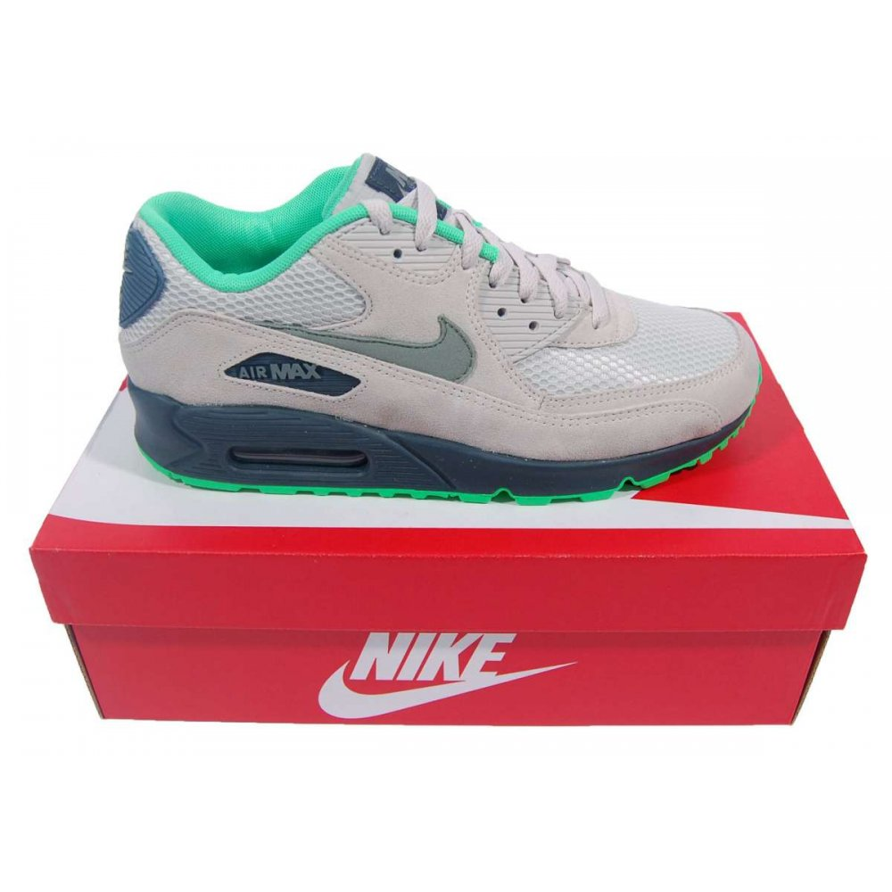 nike air max 90 essential light bone jade stone mens. Black Bedroom Furniture Sets. Home Design Ideas