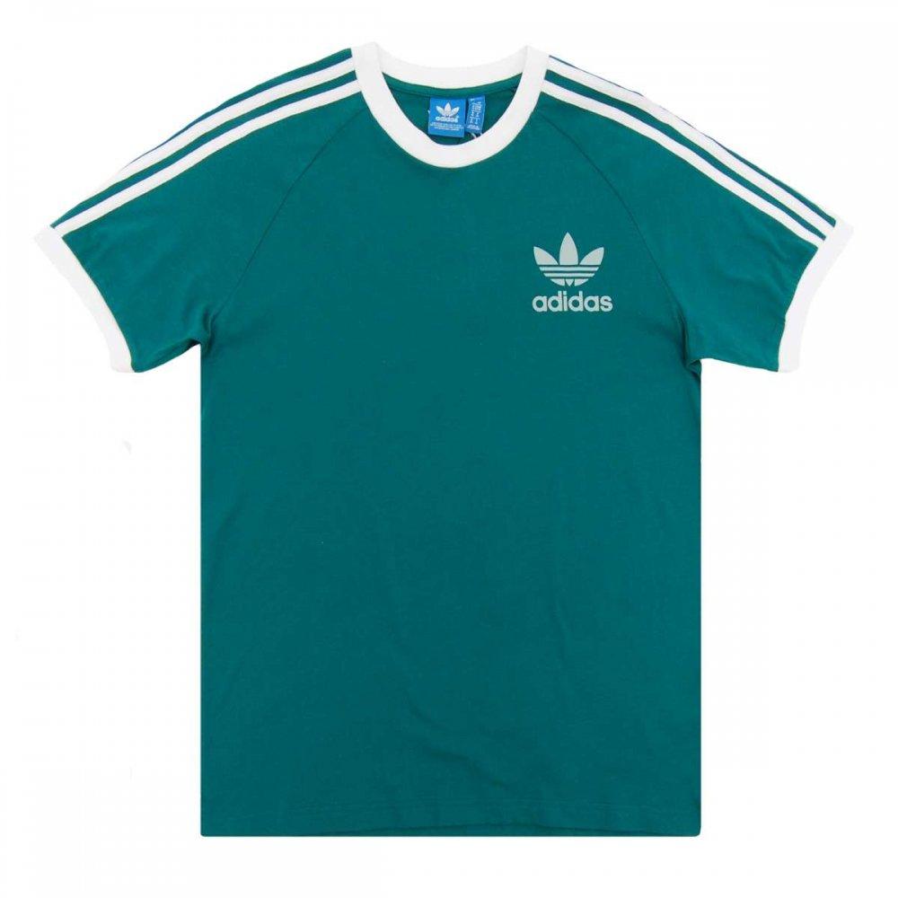 adidas originals sport essentials t shirt emerald mens t. Black Bedroom Furniture Sets. Home Design Ideas