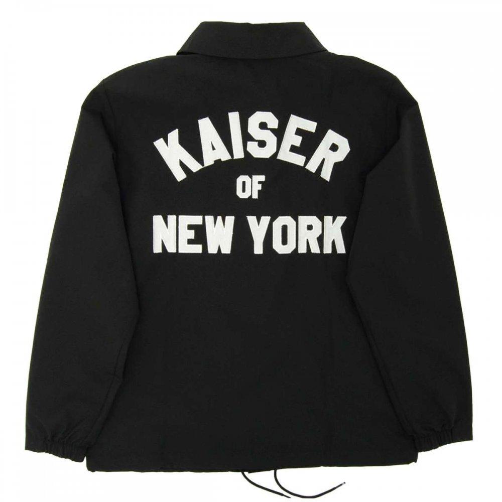 Adidas Originals Kaiser Coach Jacket Black
