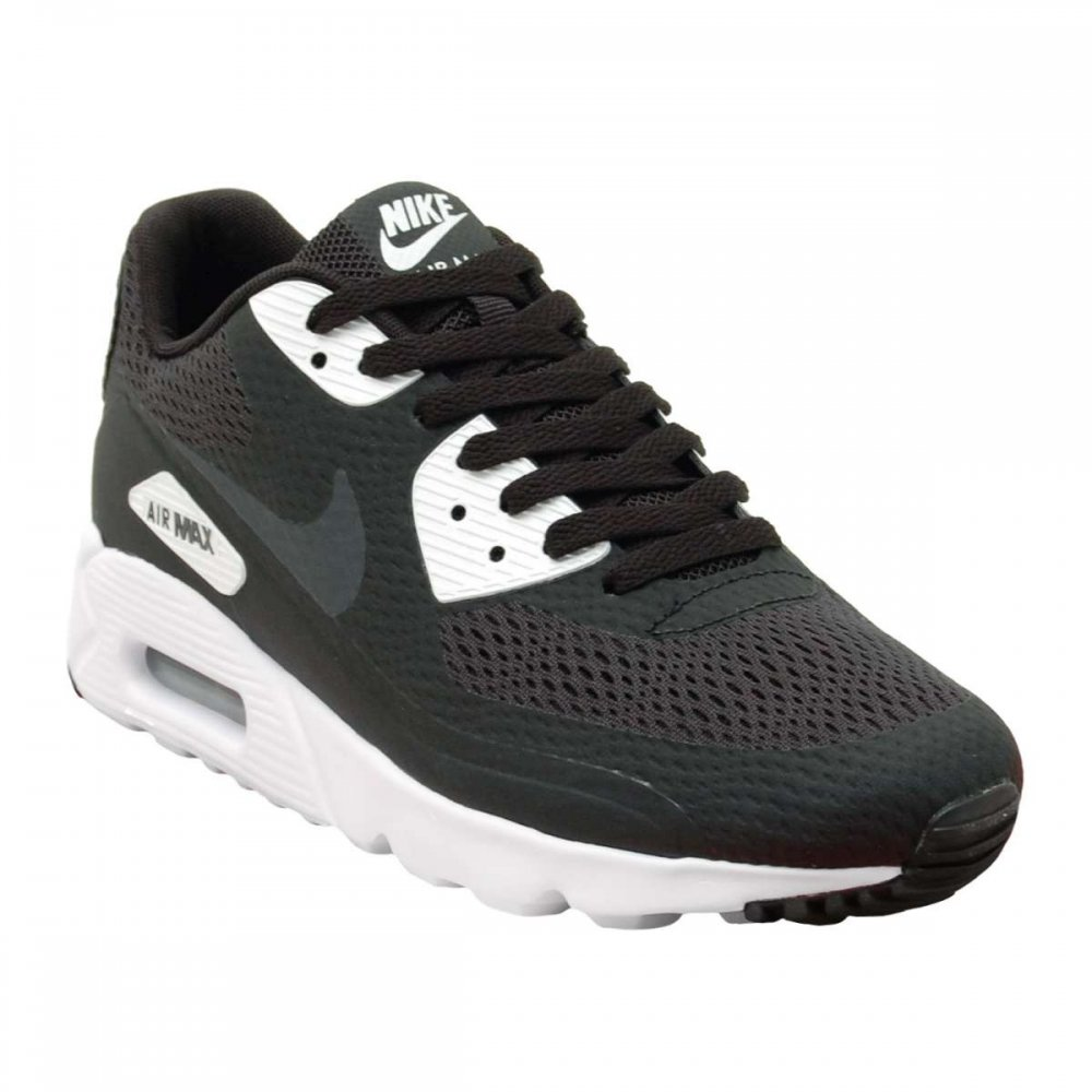 ... nike air max 90 ultra essential black anthracite-white ...