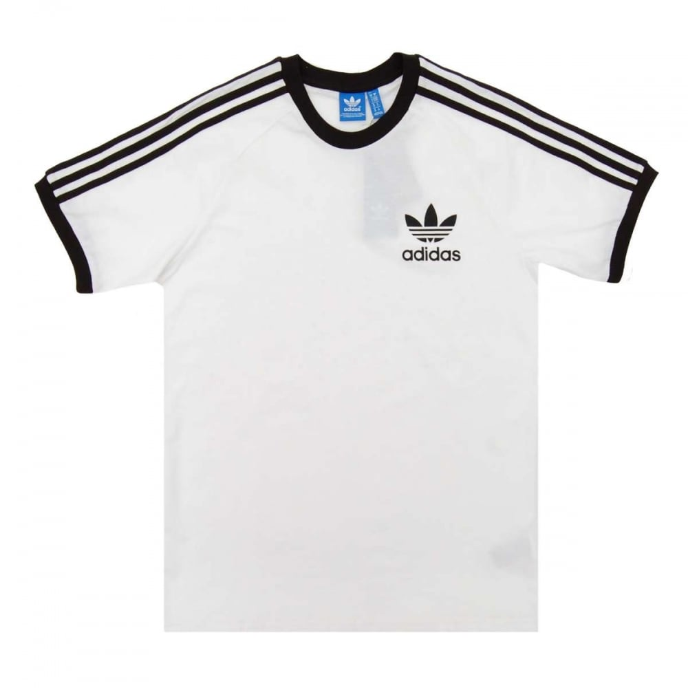 adidas originals california t shirt white mens t shirts. Black Bedroom Furniture Sets. Home Design Ideas