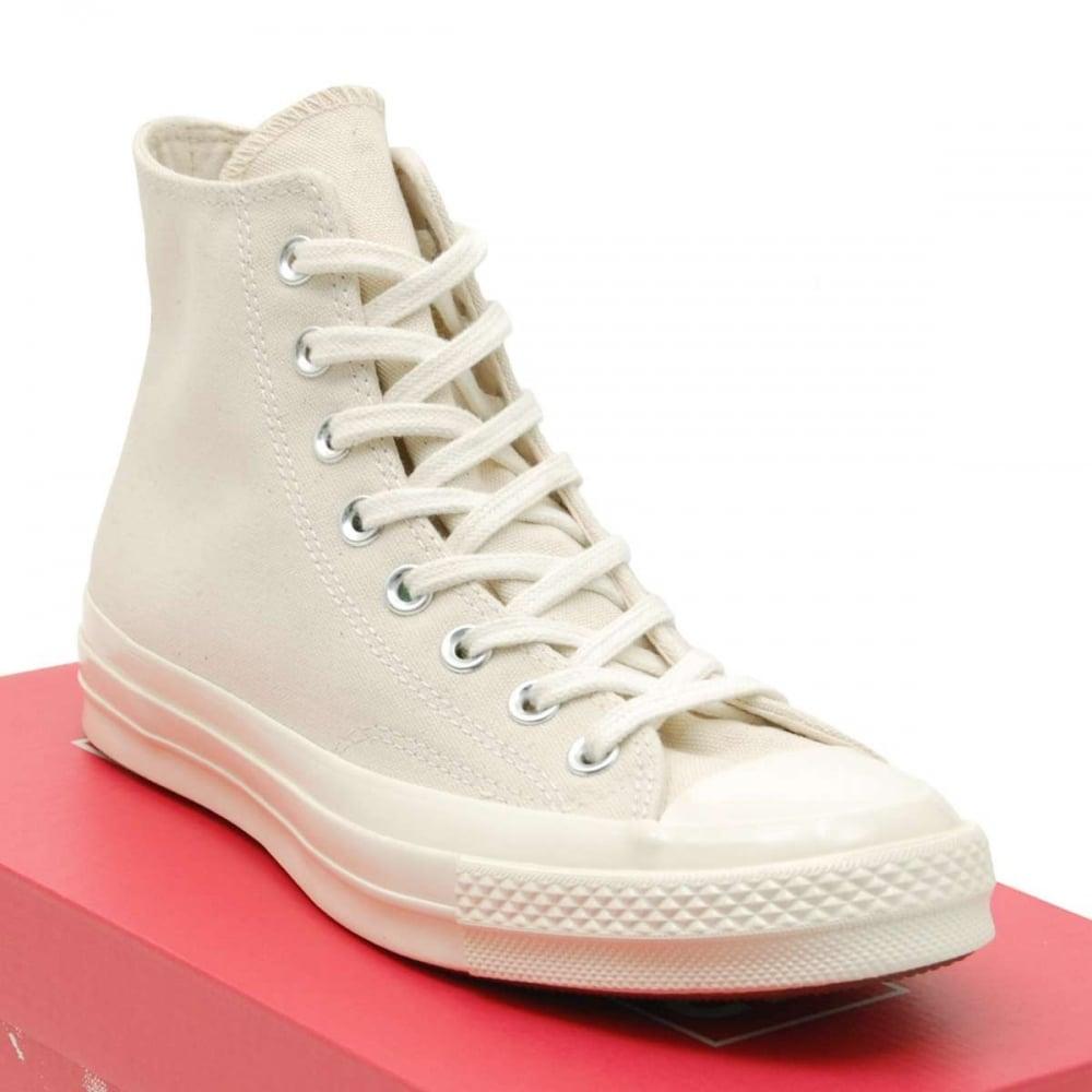 Converse Chuck Taylor 1970 S Hi Mono Natural Mens Shoes
