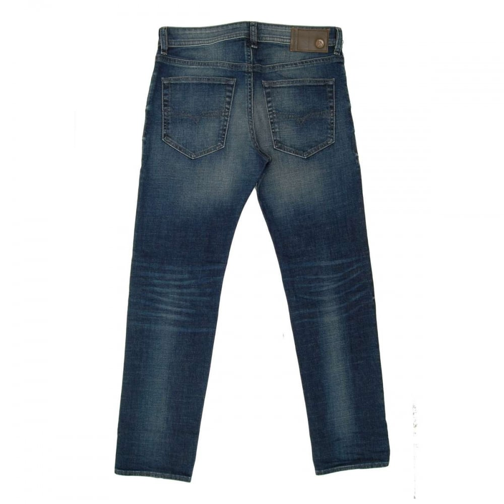 diesel buster jeans 850k stretch mens clothing from attic clothing uk. Black Bedroom Furniture Sets. Home Design Ideas